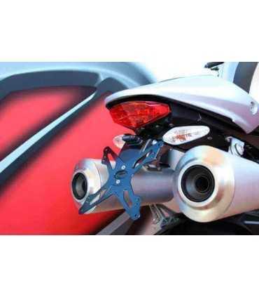 evotech Portatarga Ducati Monster 1100 Evo (2011-13)