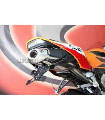 evotech Tragfähigkeit Honda CBR 600 RR '13-'15