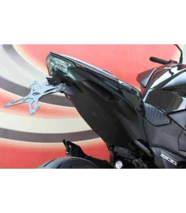 Evotech Portatarga Kawasaki Z800 '13-'14