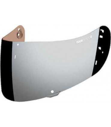 Visiera iridium argento Icon per Airmada, Airform e Airframe pro