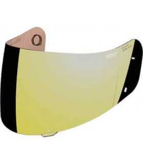 Icon Airframe gold visor for Alliance