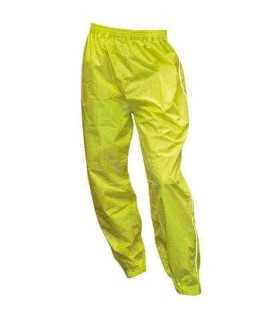 Oxford Rain Seal All Weather Over Trousers yellow fluo