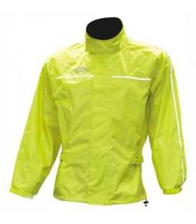 Oxford Rain Seal All Weather Over Jacket yellow fluo