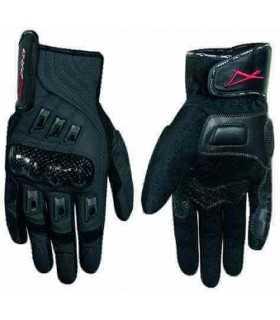 A-Pro Bionic Lederhandschuhe schwarz