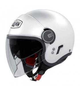 Nolan N21 Visor Classic metal white