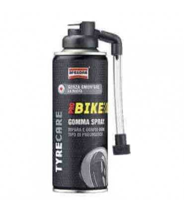 Tyre repairing and inflating spray Arexons