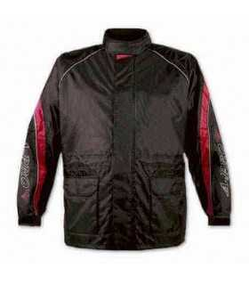 Frog rain waterproof jacket red