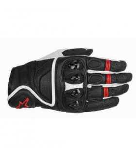 Alpinestars Celer Leather Glove black white red