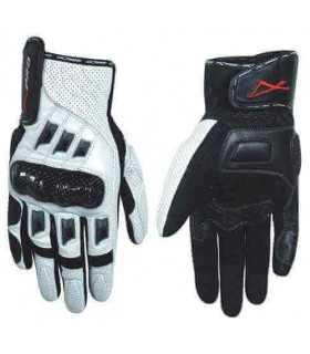 A-Pro Bionic weiße Lederhandschuhe