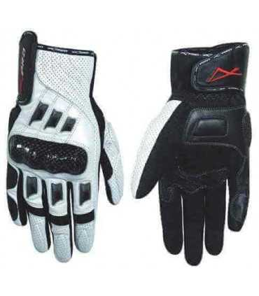 Gloves leather A-Pro Bionic white