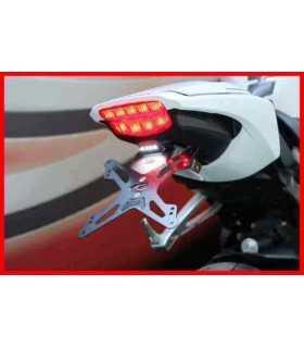 evotech License plate Honda CBR 1000RR '08-'09