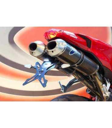 evotech Portatarga Ducati 1198