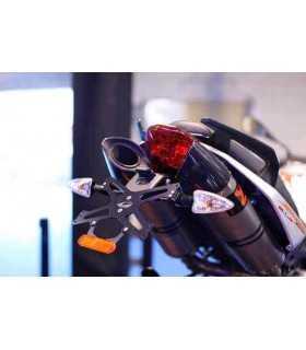 evotech License plate APRILIA SHIVER '07-'14