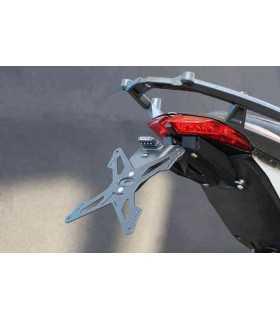 evotech License plate Ducati Hyperstrada / Hypermotard/SP '13-'14