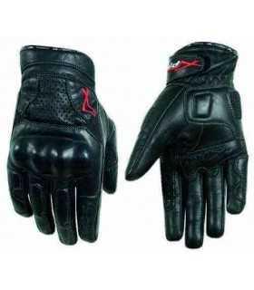 A-pro Attack Lederhandschuhe schwarz
