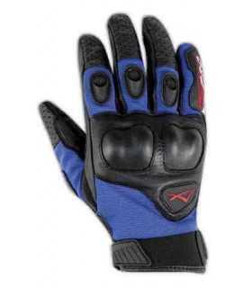 A-PRO BLOCK Stoff-Leder Handschuhe