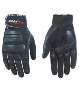 A-Pro Kriker Stoff/Leder Handschuhe