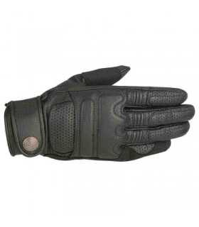 Alpinestars Oscar Robinson Leather Glove Black