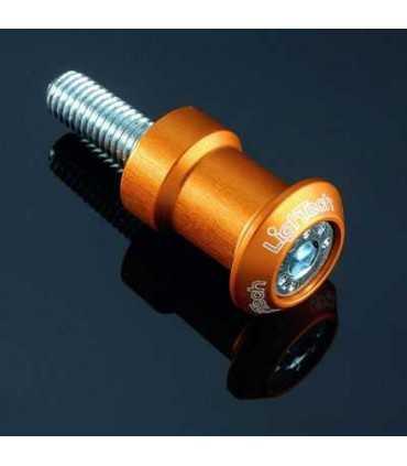 Lightech Supporti Monocolore M8 x1.25 per cavalletti, 5 colorazioni