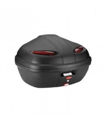 Kappa K47N Manta Monolock System top case Black
