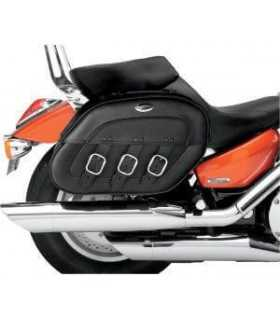 kawasaki v900 classic 2009-2015 leather bags drifter