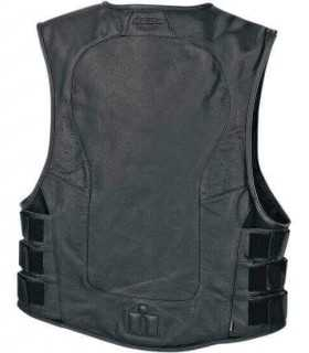 ICON REGULATOR D3O STRIPPED VEST