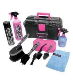 kit spazzole pulizia moto SBK_12119 MUC-OFF DETERGENTI