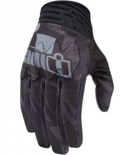 icon ANTHEM PRIMARY GLOVE TOUCHSCREEN black