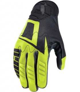 icon WIREFORM GLOVE TOUCHSCREEN giallo