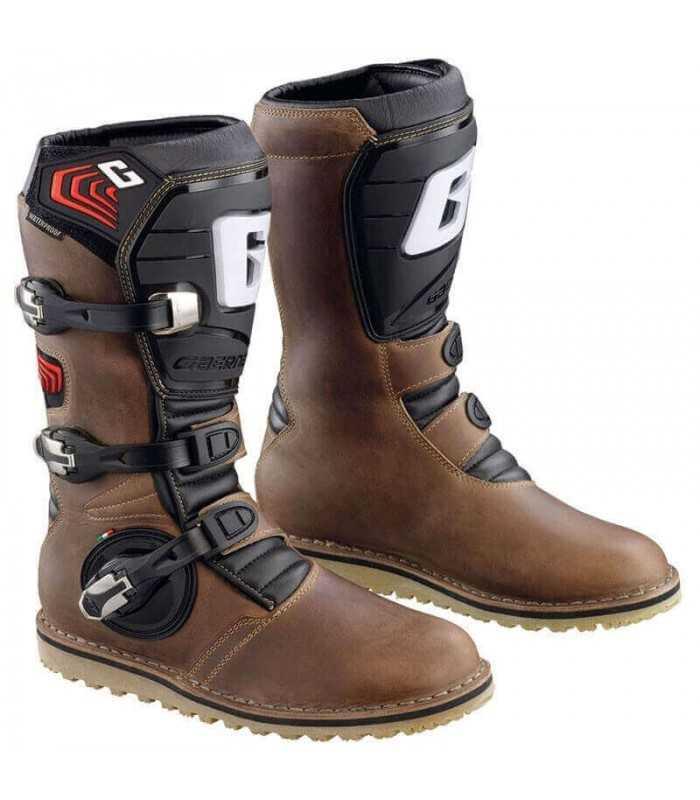 Gaerne Balance Oiled marrone SBK_766 GAERNE Stivali Motocross