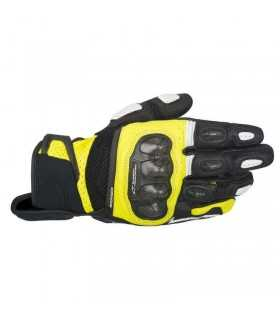 Alpinestars Spx-air Carbon yellow