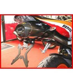 HONDA - evotech Portatarga Honda CBR 600RR 2003-2006