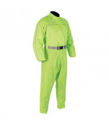 Oxford rain seal over suit fluo