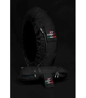 CAPIT TIRE WARMERS MOTO SUPREMA SPINA M/XL carbon