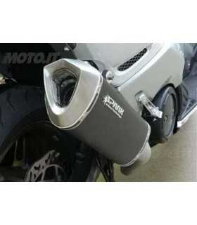 spark EXHAUST SYSTEMS yamaha t-max 530 black