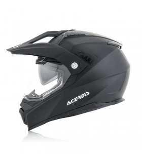 Acerbis Flip Fs-606 Nero Opaco