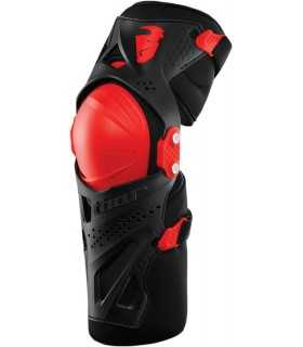 Thor FORCE XP KNEE GUARD Rouge