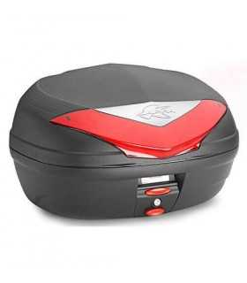 Kappa Top Box K466 Urban Monolock System Red Black
