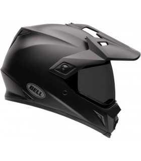 Bell Mx-9 Adventure Solid black