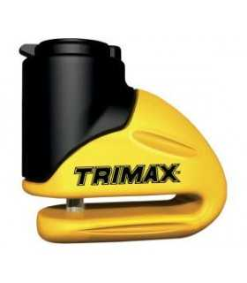 TRIMAX LOCK DISC YELLOW 5.5MM