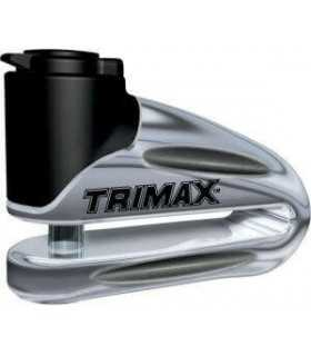 TRIMAX LOCK DISC CHROME 10MM