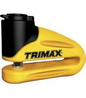 TRIMAX LOCK DISC YELLOW 10MM