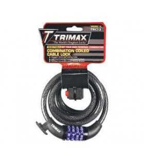 """TRIMAX LOCK-CABLE & COMBO 72"""""""