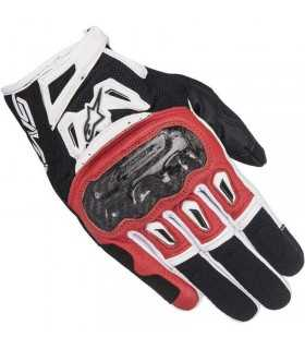 Alpinestars Smx-2 Air Carbon V2 Black/red/white