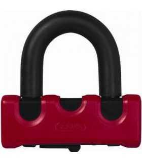 BLOCCADISCO MOTO - Abus Granit Power Xs 67 rosso
