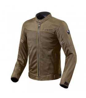 Summer jacket Rev'it Eclipse brown