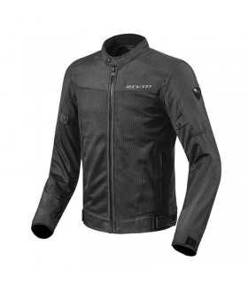 Rev'it Eclipse black summer jacket