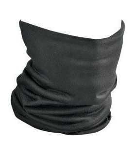 ZAN MOTLEY TUBE™ FLEECE LINED ONE SIZE SOLID BLACK