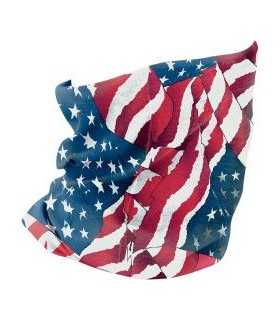 ZAN WAVY AMERICAN FLAG MOTLEY TUBE™ ALL WEATHER ONE SIZE