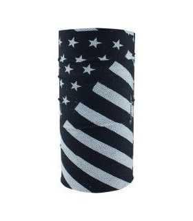 ZAN FLAG MOTLEY TUBE™ FLEECE LINED ONE SIZE